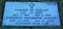 Harold M Barlow