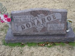 Pearl Edna <I>Edgar</I> Donahoe