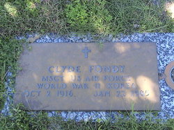 Clyde Fondy
