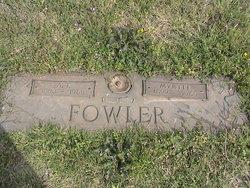 Myrtle Vee <I>Thompson</I> Fowler