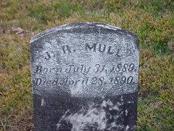 J Richard Mull