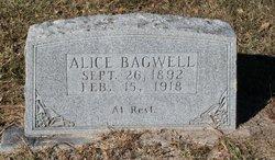 Alice Edna <I>Stephenson</I> Bagwell