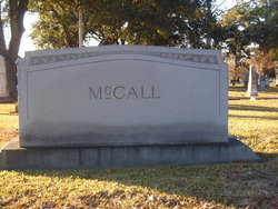 "Elizabeth Locke ""Lizzie"" <I>Hardy</I> McCall"