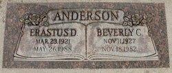 Beverly Sue <I>Cromer</I> Anderson