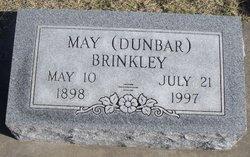 May <I>Dunbar</I> Brinkley