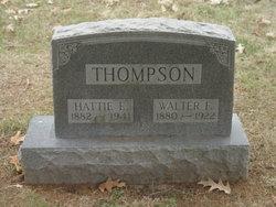 Hattie Ellen <I>Strunk</I> Thompson