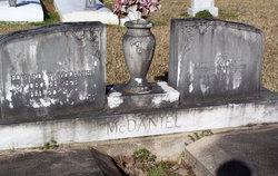 "Elizabeth ""Lizzie"" <I>Campbell</I> McDaniel"