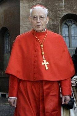Cardinal Urbano Navarrete Cortés