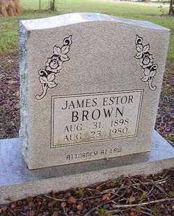 James Estor Brown