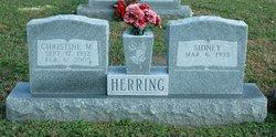 Christine M. Herring