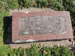 Willie K. Moore