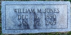 William M. Jones