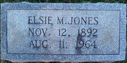 Elsie M. <I>Gore</I> Jones