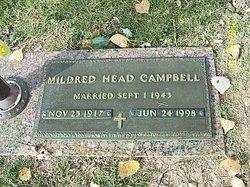 Mildred <I>Head</I> Campbell