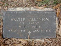 Walter Allanson