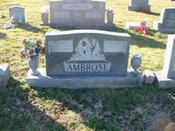 Dorothy Virginia <I>Waldrop</I> Ambrose