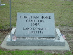 Christian Home Cemetery