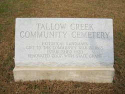 Tallow Creek Cemetery