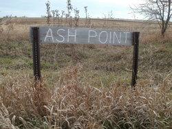 Ash Point Cemetery