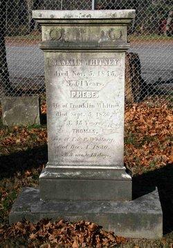 Franklin Whitney