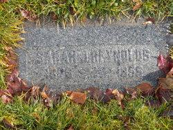Sarah Jane <I>Peterson</I> Reynolds