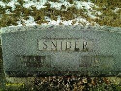 Ida <I>Amos</I> Snider