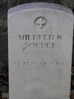 Mildred K Souder