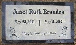 Janet Ruth <I>Ruzicka</I> Brandes