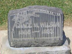 Grace Miriam <I>Vinsonhaler</I> Wilson