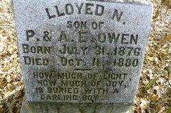 Lloyd N. Owen
