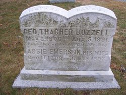 George Thacher Buzzell