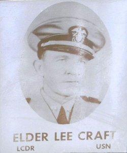LCDR Elder Lee Craft