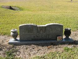 Dovie Ellen <I>Moore</I> Knight