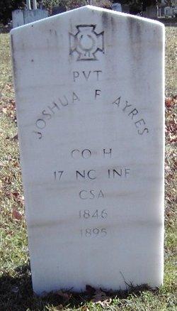 Pvt Joshua Franklin Ayers