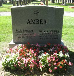 Sylvia <I>Weider</I> Amber