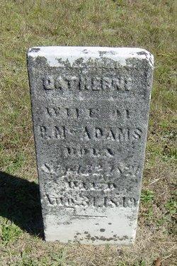 Catherne Adams
