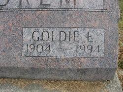 Goldie Evaline <I>Cheek</I> Borem