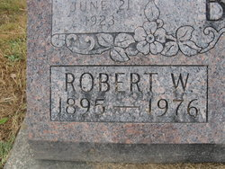Robert William Borem
