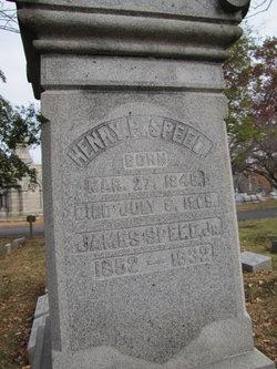 James Fry Speed, Jr