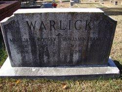 Benjamin Franklin Warlick