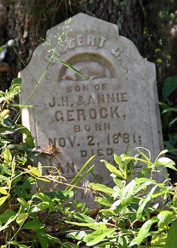 Gilbert G Gerock