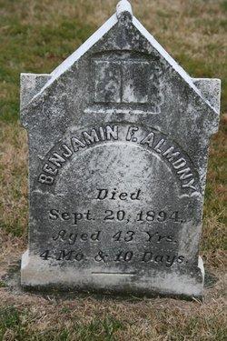 Benjamin F. Almony