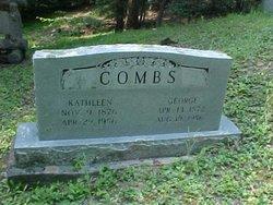 "George Washington ""Bear"" Combs"