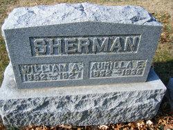 Aurilla Elizabeth <I>Delano</I> Sherman