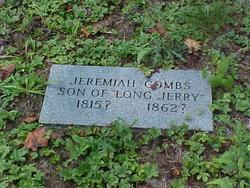 Jeremiah Lorenzo Combs, Jr