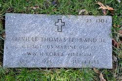 Orville Thomas Ferrand, Jr