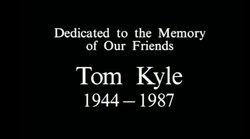 Tom Kyle
