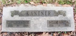 Clifford White Kantner