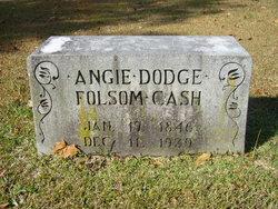 "Angeline ""Angie"" <I>Dodge</I> Cash"