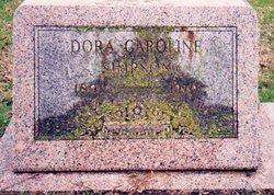 Dora Caroline <I>Itschner</I> Simpson